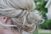 Hair ideas for the big day