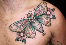 Butterfly and Moth tattoos / #Butterfly #Moth #Bugs #Dragonfly #Tattoo #Tattoos #Tattooed #Skinart #Tat #Tattooart #Art #Design #Tattoodesign #Tatooisme #Tattooism #Ink #Inked
