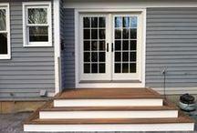 decks for new house