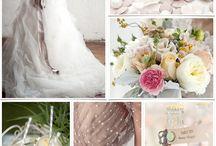 Wedding moodboard