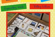 letter and phonics