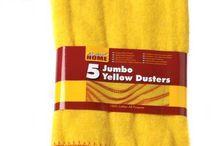 Dusters, Clothes & Micro-Fibre Clothes