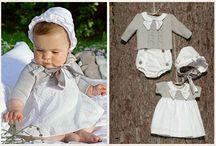 Ropa fantástica para nuestro bebé / Un conjunto de fotos con algunos de los modelos de ropa más bonitos para bebés.