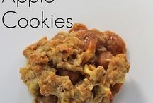 Food: Cookies / Cookies, don't we all LOVE cookies!  / by Tami Olsen