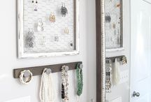 DIY Master Closet Ideas / by KD **