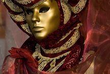 Máscaras e Mascarados