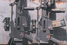 Arms / 武器