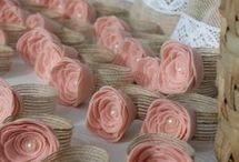 flores d arpillera