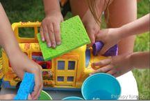 Joy School/Mom's Group Activities / by Molly Hogan