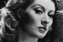 Greer Garson / Dedicated to the lovely Mrs. Miniver <3
