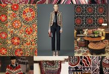 Fashion | Pattern and color trends