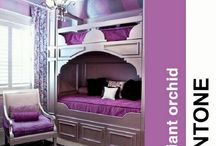 COLOR THEORY - purple / PANTONE color of the year for 2014... Radiant Orchid! #radiantorchid