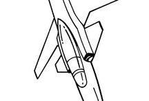 Coloriages d'avions / Retrouvez plein de coloriages d'avions, des petits planeurs aux gros appareils. Préparez-vous au décollage !