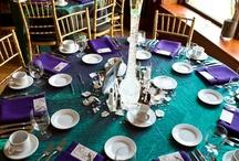 Wedding Purple & Teal Ideas / by Kaitlin Kozlowski