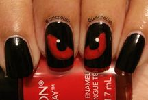 Nails- Autumn / Autumn, Fall, Halloween