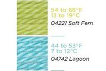 Temperature Knitting