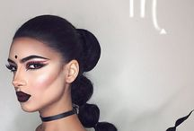 Creative makeup