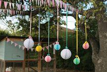 garden bday ideas