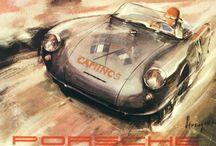 Automotive 'Art' Shots / Artistic shots of various European cars