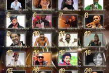 TOP 20 KORA WEEK 12 - 2014