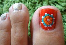 Nail art! / by Rhonda Van Hook