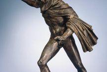 Hellenistic huntsman