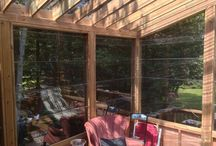 Stony lake / Patio and porch enclosures