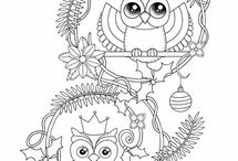 Free owl coloring pages / Beautiful coloring book by Ebony Rainn all of her books have a cute whimsical style. The has free coloring pages on her website ebonyrainn.com    #coloring#coloringbook#coloringforadults#coloringforgrownupa#detailedcoloring#coloringcraze#ebonyrainn#colouringbook#johannabashford#beautifulcoloringbook#drawing#fineliner#artist#illustrator#ebonyrainn#fineliner#illustrationoftheday#illustration#sketch#drawing#artstagrams #artstagram#artistoninstagram #owls#owlcoloringpages#owltattoo#owldrawing