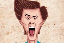 Jim Carrey, this god