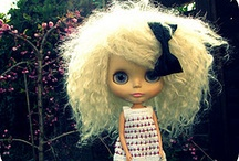 Blythe / As I see it, there are 2 kinds of girls. Blythe girls and Barbie girls.... clearly, I'm a Blythe girl <3