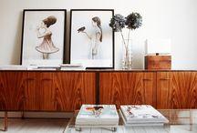 Interior design / by Cecilia Gavrell