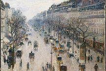 Paris - in art