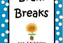 Class Brain Breaks / by Kelsey Fish
