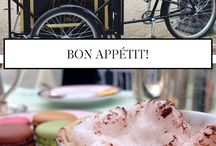 sweet treats in paris