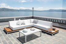 Divano Lounge kerti bútor / 4 évszakos kültéri kerti bútor kollekció a Divano Lounge kerti bútor palettáról