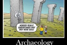 Archaeology - fun pictures (in the web)