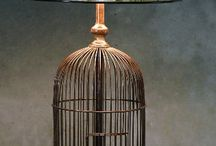 Creative Bird Cage Ideas / What can you do with an empty bird cage?
