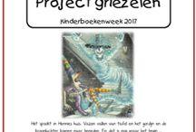 Kinderboekenweek griezelen 2017