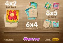 Game UI app
