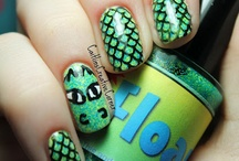 Dragon Nails / by nailart
