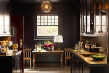 Kitchens / Kitchens are more than just where you cook. It's a place to hang out in.