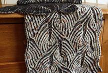 Knitting Shawl / Inspiration