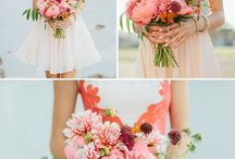 Wedding Flowers / Beautiful floral wedding ideas from bridal bouquets & circlet to bridesmaid bouquets & buttonholes.