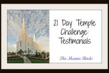 21 Day Temple Challenge