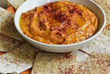 Dips and Spreads / Recipes for dips and spreads for condiments, finger foods, potlucks, and party foods.