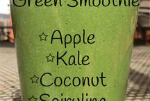 Green Power ~ Smoothie