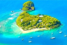 """""""Top 10 Caribbean Honeymoon Destinations 2013"""" Best All Inclusive Caribbean Resort Hideaways... / The """"10 Best Caribbean Honeymoon Destinations For 2013 Travel""""          Unforgettable Honeymoons® """"The Caribbean Honeymoon Specialists--Since 1994""""!   See More At UnforgettableHoneymoonsBlog.com  / by Unforgettable Honeymoons®"""