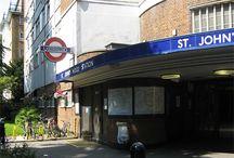 London Walk 35 - Primrose Hill, Abbey Rd Studios / by Terri's Interests