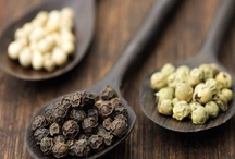 Peppercorns & Other Spices / Dishes and recipes that use peppercorns, pepper and other tingly spices.