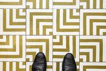 arch | floor pattern